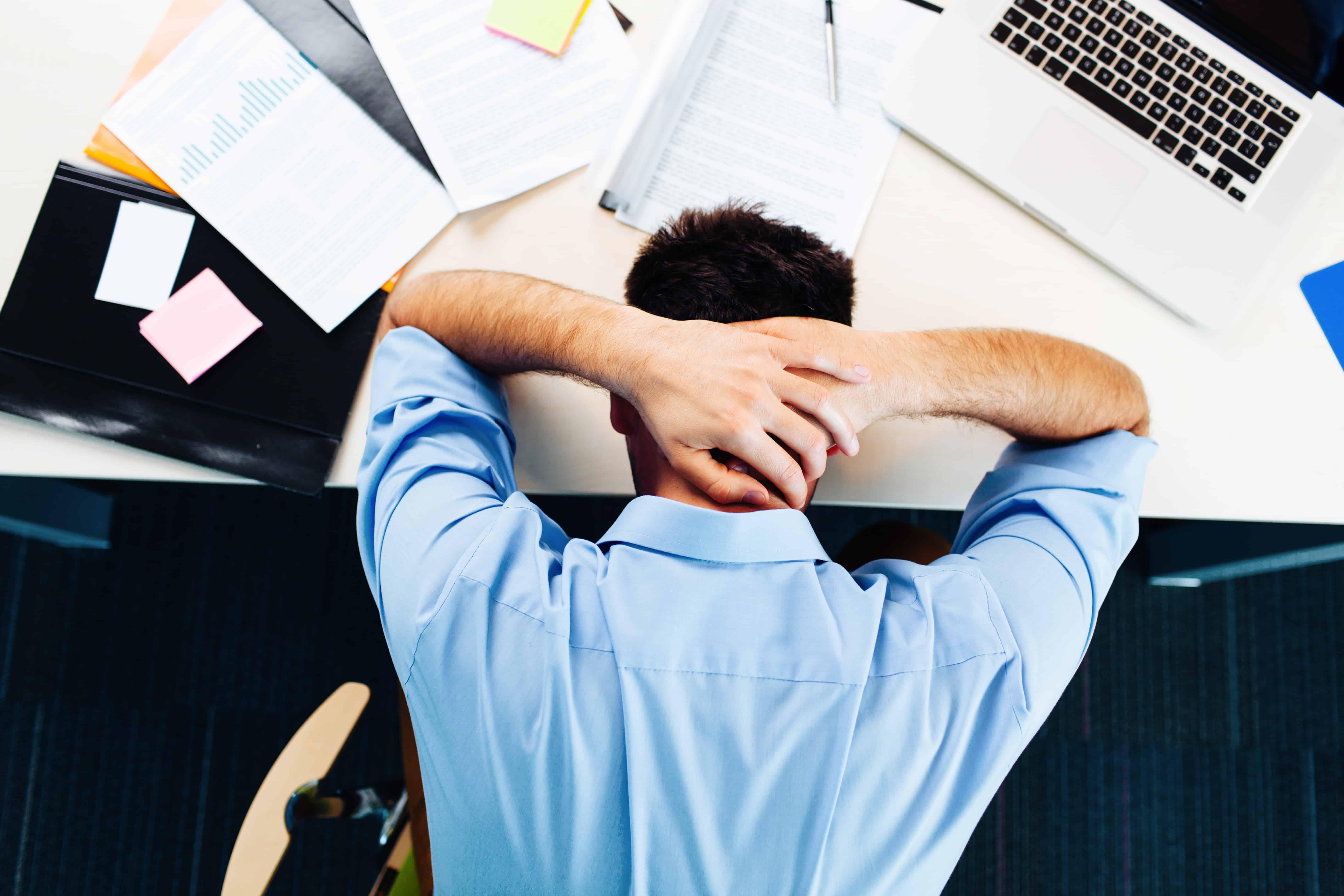 Maak je niet dik – De gevolgen van stress op je lichaamssamenstelling