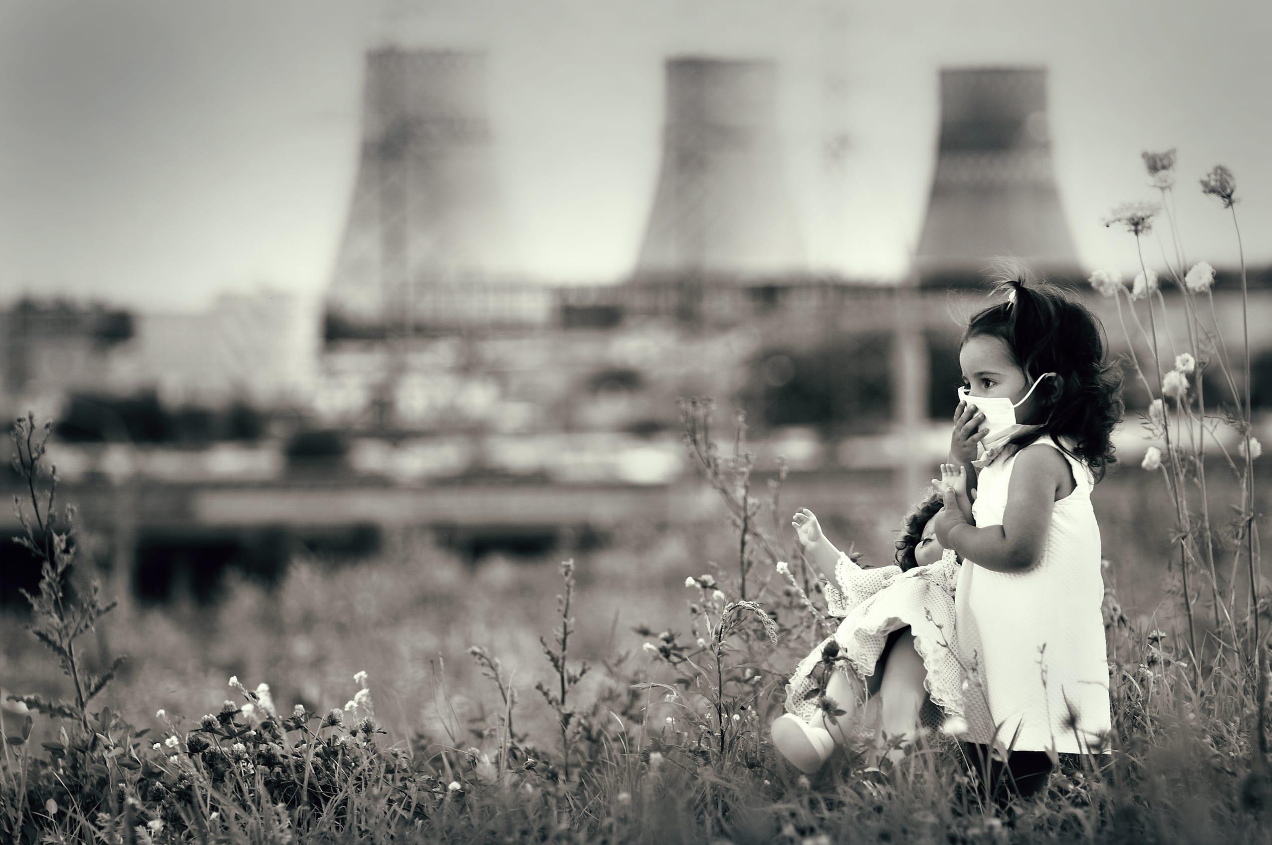 Lucht en vervuiling van lucht