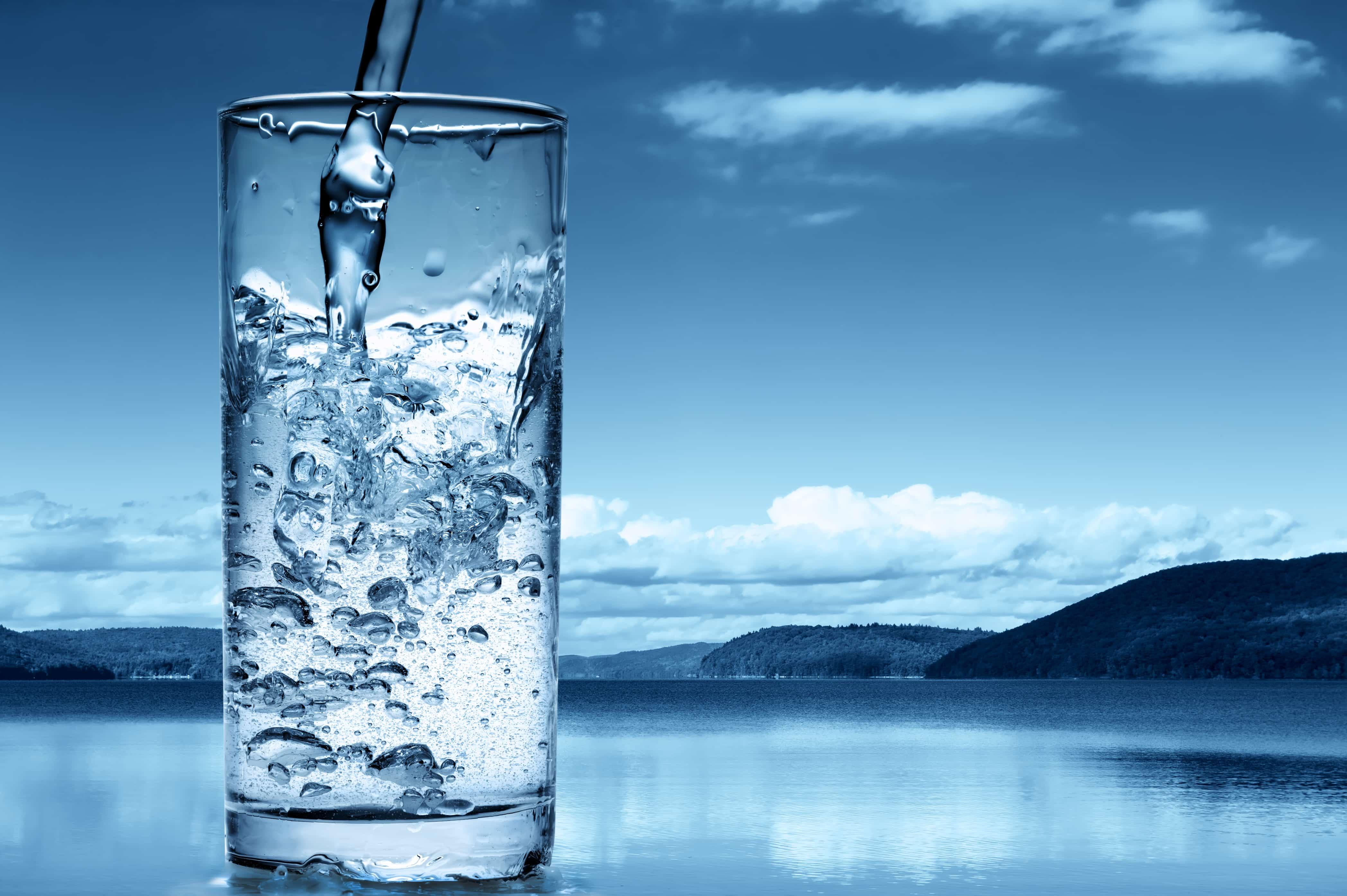 Water is leven – Top tien redenen water drinken