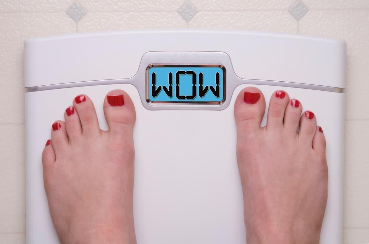 Spieren zijn zwaarder dan lichaamsvet