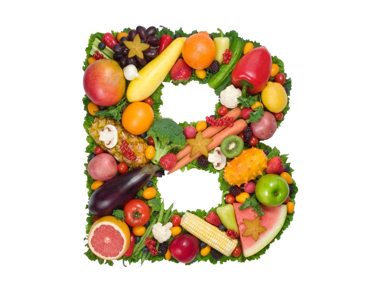 Waar is vitamine B goed voor?