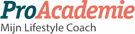 ProAcademie, Jouw Lifestyle Coach